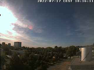 Current Webcam Image at IfT Leipzig